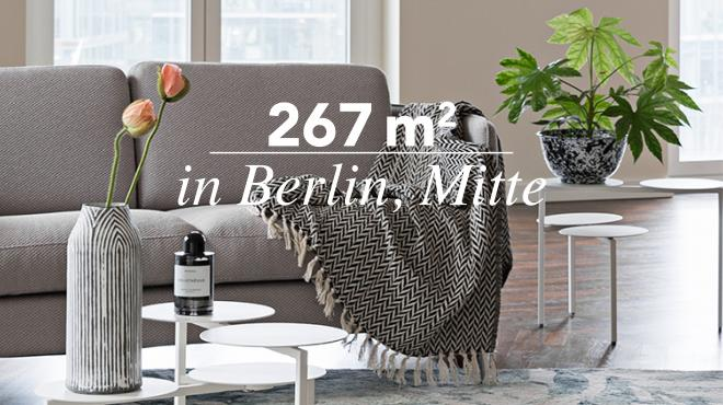 267 sqm in Berlins Mitte