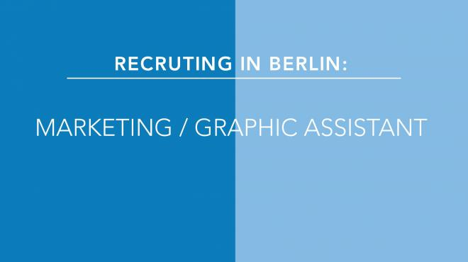 Recruting in Berlin Fantastic Frank MARKETING GRAPHIC ASSISTANT