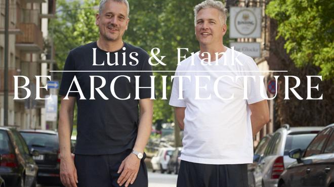 Six Quick ones with the ARCHI-DUO OF BE ARCHITECTURE